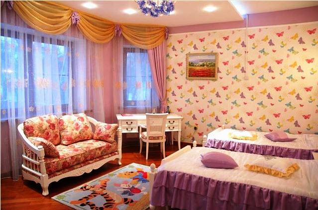 Дизайн детской комнаты - Все своими руками Парта для Школьника