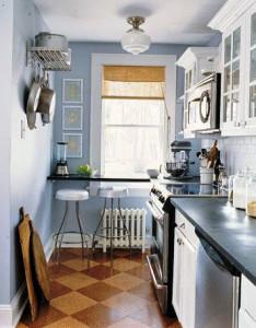 идеи для маленьких кухонь фото