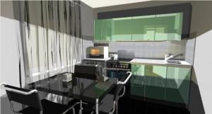 кухонная мебель для маленьких кухонь фото