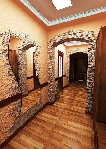 Интерьер и дизайны балкона
