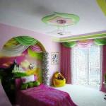 дизайн комнаты для девочки-подростка фото