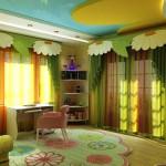 планировка детской комнаты фото