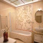 раздельная ванная фото