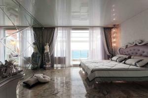 дизайн интерьера спальной с фото