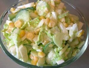 Салат по-румынски