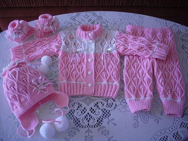 Вязания для малышей