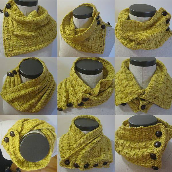 Хомут шарф своими руками все 60