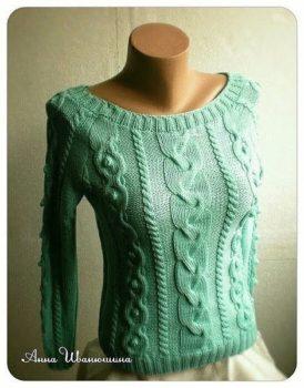 veajem-stilinii-pulover-foto