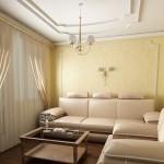 Как зрительно увеличить комнату
