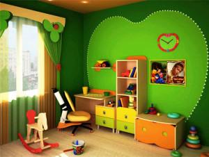 комната для дошкольника фото