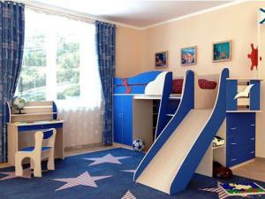 детская комната своими руками фото