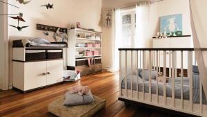 детская комната для новорожденных фото