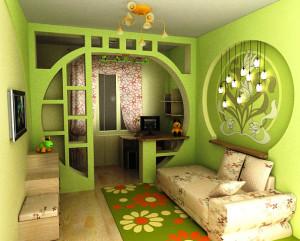 детская комната для подростков фото