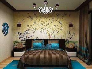 спальная комната в классическом стиле фото