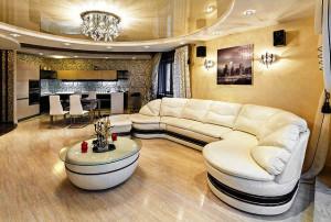 идеи планировки гостиной комнаты фото