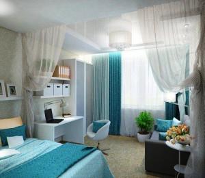 планировка и дизайн маленькой квартиры фото