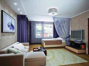 планировка и интерьер маленькой квартиры фото