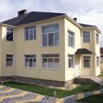 Фасады домов: 4 варианта отделки