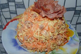 Любимый салат мужа