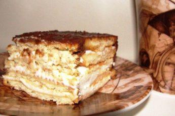 Обалденный торт за 20 минут