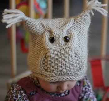 Шапочка-сова