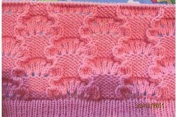 Схема красивой вязки